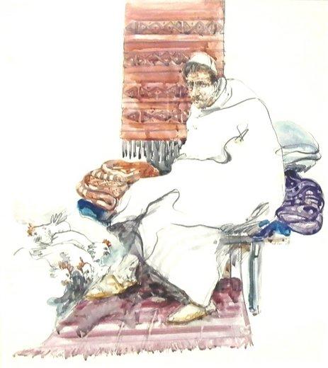 Rug Merchant - Moroccan Series