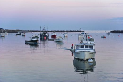 Harbor light - Rye, NH