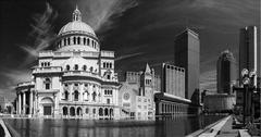Mother church - Boston, MA
