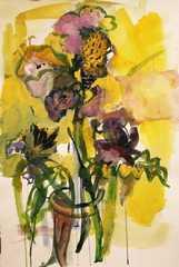 Oriental Irises