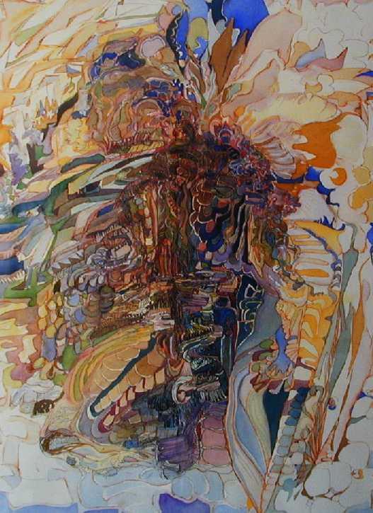 Untitled Monhegan Work, 3