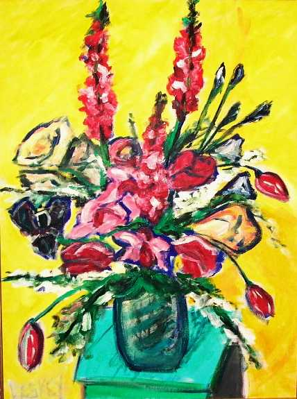 La Jardiniere's Gift